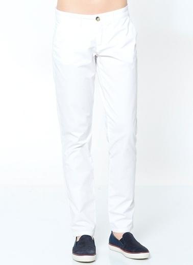 Tommy Hilfiger Pantolon Beyaz